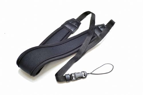 Neoprene Digital Neck Strap